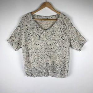 Ann Taylor Loft Knit Short Sleeve Top Size Medium